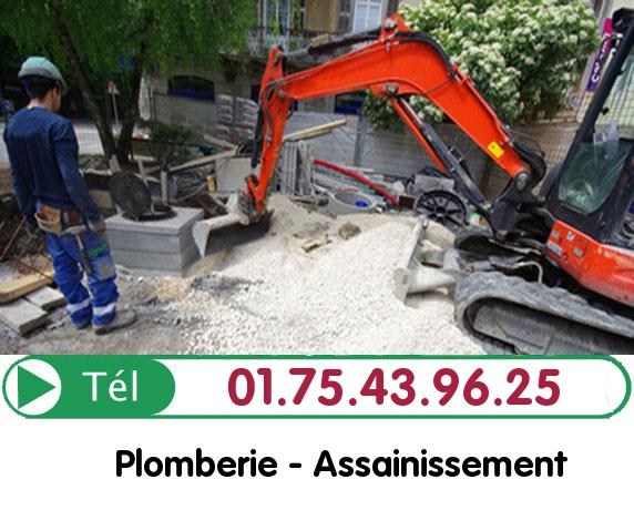 Curage camion pompe Trappes 78190