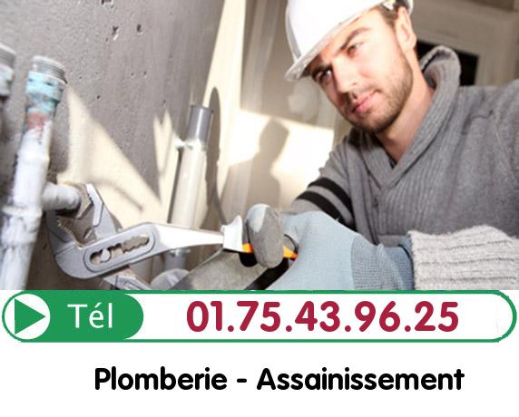 Deboucher canalisation camion pompe Chatenay malabry 92290