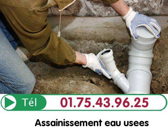 Deboucher canalisation camion pompe Claye souilly 77410